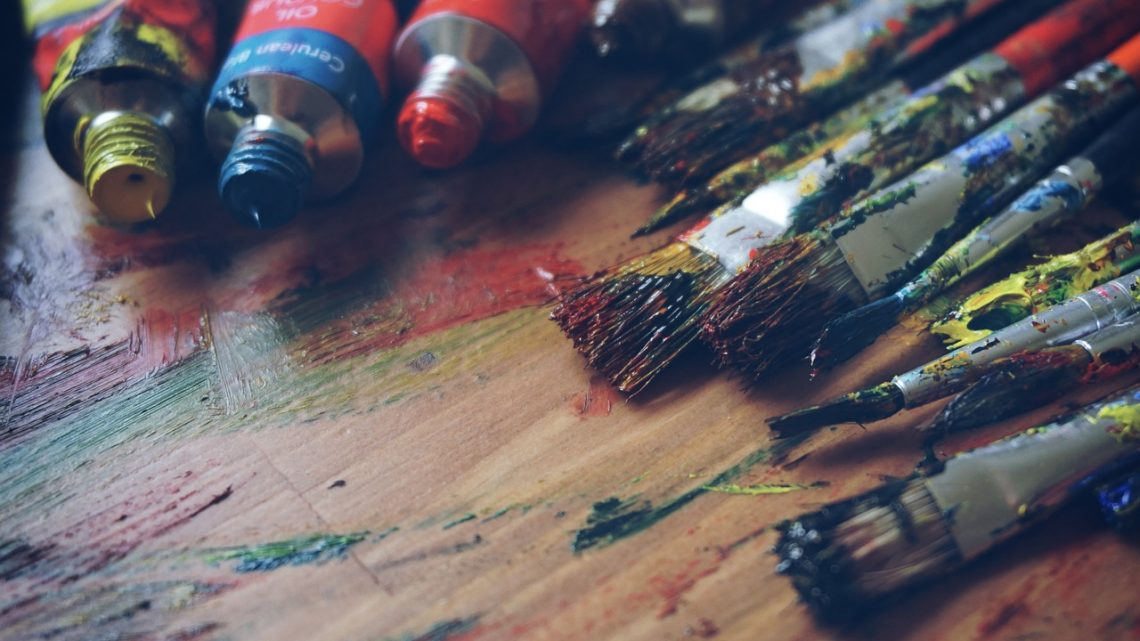 La peinture comme thérapie chez les enfants.