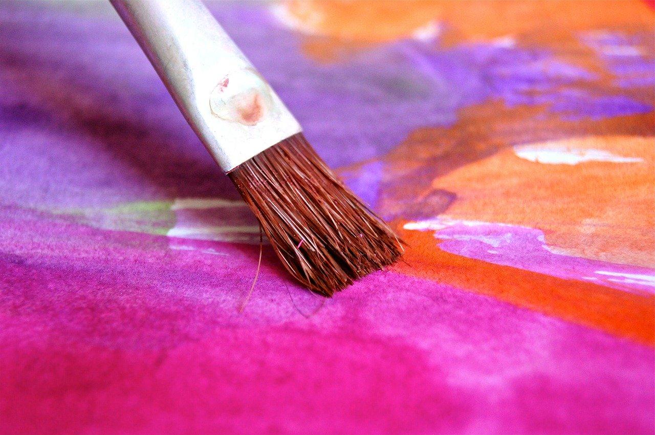 La peinture comme thérapie pour les enfants.